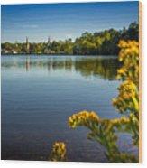 Mahone Bay Wood Print