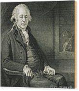 Matthew Boulton, English Manufacturer Wood Print