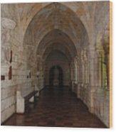 Miami Monastery Wood Print