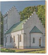 Molle Chapel Wood Print
