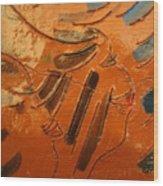 Morning - Tile Wood Print