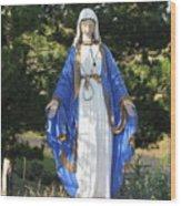 Mother Cabrini Shrine Wood Print