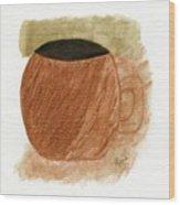 Mug Moments Wood Print