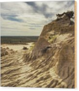 Mungo National Park, Australia Wood Print