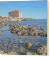 Paphos - Cyprus Wood Print