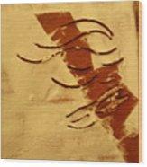 Peace - Tile Wood Print