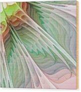 Petals Wood Print