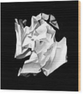 Photorealism Hyperrealism Painting Abstract Modern Art Wood Print