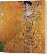 Portrait Of Adele Bloch-bauer Wood Print