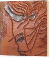Respect - Tile Wood Print