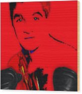 Rocky Marciano Collection Wood Print