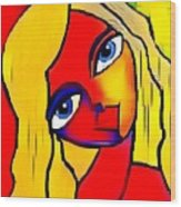 Romy Isobella Wood Print