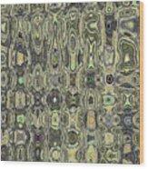 Saguaro Skin Abstract Wood Print