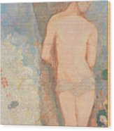 Saint Sebastian Wood Print
