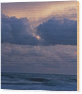 Santa Barbara Coast Wood Print