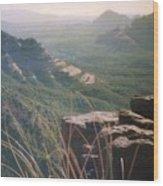 Sedona Mesa Wood Print