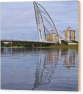 Seri Wawasan Bridge Wood Print