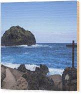 Tenerife - Garachico  Wood Print