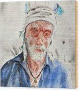 The Elder Wood Print