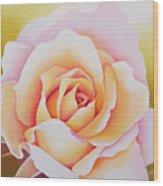 The Rose Wood Print by Myung-Bo Sim