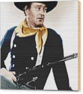 The Searchers, John Wayne, 1956 Wood Print