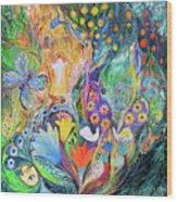 The Spirit Of Jerusalem Wood Print