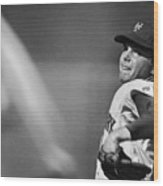 Tom Seaver (1944- ) Wood Print by Granger