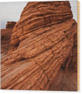 Valley Of Fire State Park Beehives Wood Print