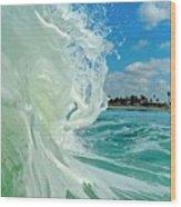 Venice Surf Wood Print