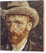 Vincent Van Gogh Wood Print