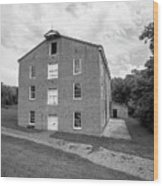 Watkins Woolen Mill State Park And State Historic Site Wood Print