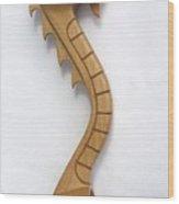 Welsh Spoon Wood Print