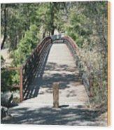 Whiskeytown National Recreation Area Wood Print
