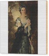 William Crowninshield Endicott Wood Print