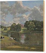 Wivenhoe Park Essex Wood Print