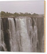 Zimbabwe Wood Print