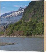 Alaska_00020 Wood Print