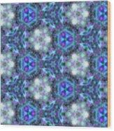 Arabesque 113 Wood Print