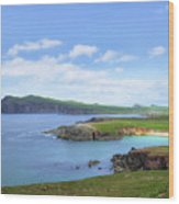 Dingle Peninsula - Ireland Wood Print