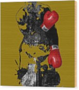 Muhammad Ali Collection Wood Print