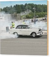 2001 08-18-2013 Esta Safety Park Wood Print