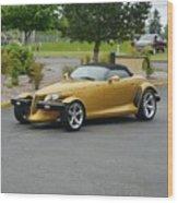 2002 Chrysler Prowler Randall Wood Print