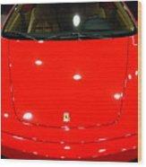 2006 Ferrari F430 Spider . 7d9383 Wood Print