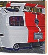 2006 Ford Mustang No 2 Wood Print