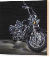 2008 Honda Vtx1300t Wood Print