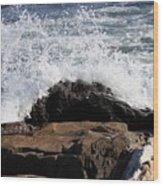 2010 Nh Seacoast 6 Wood Print