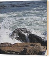 2010 Nh Seacoast 7 Wood Print