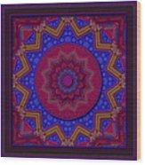 20110413-royaltapestry-uk25-k12-v04 Wood Print