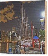 2012 08 12 Chicago Dsc_0342 Wood Print
