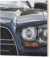 2012 Dodge Charger Wood Print